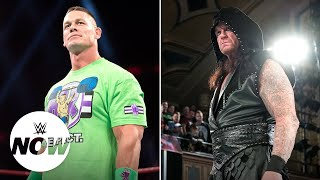 John Cena makes one final plea to The Undertaker: WWE Now