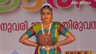 Bharatanatyam (HS no 351) Kerala School Kalolsavam 2016