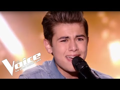 Creedence Clearwater Revival - Proud Mary   Raffi Arto   The Voice France 2018   Blind Audition