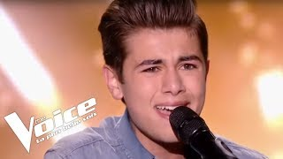Creedence Clearwater Revival - Proud Mary | Raffi Arto | The Voice France 2018 | Blind Audition