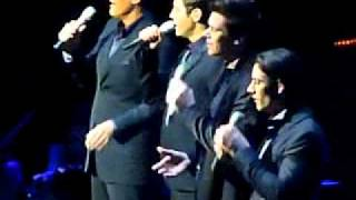 Il divo(♥♥) Bridge over troubled water