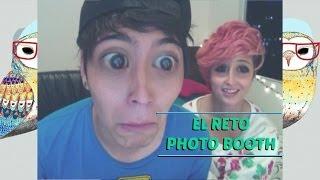 EL RETO PHOTO BOOTH (ft. Juana Martinez) | Sebastián Villalobos