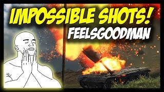 ► World of Tanks: Impossible Shots! :O - RNGesus #39