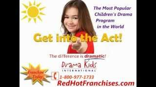 Drama Kids International Franchise - Home Based Business Child Care Development Center