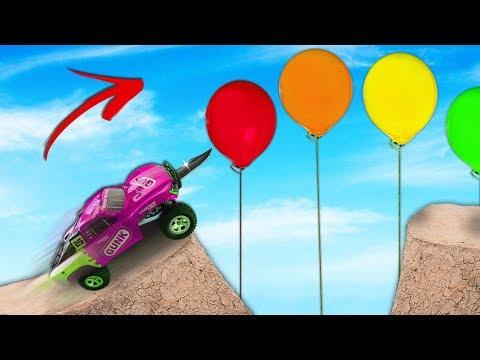 RC Car Sharp Bumper Mod Jump SUPER RARE
