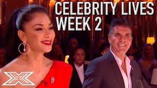 VINNIE JONES Joins The X Factor: Celebrity Live Shows (Week 2)
