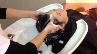 Head spa and massage part 2