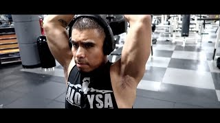CHEST PUMP! | INSANE UPPER BODY WORKOUT | NEW PROJECT
