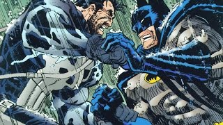 Batman vs. Punisher