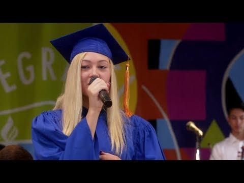 Maya Singing Scenes | Degrassi: Next Class Season 4