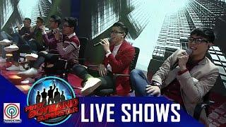"""Pinoy Boyband Superstar Live Shows: Ford, Niel, Joao, Tristan, Mark, Tony - """"Nasa Iyo Na Ang Lahat"""""""