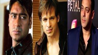 Salman Khan & Ajay devgan Fight:जब विवेक ओबेराय को लेकर सलमान-अजय में हुई भिड़ंत