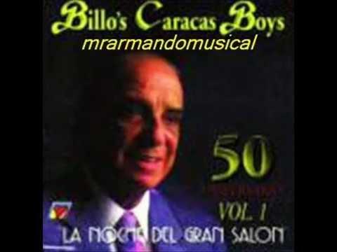 BILLO S CARACAS BOYS La Noche del Gran Salón Disco Completo.