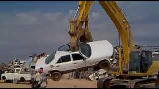 تسقيط السيارات في العراق