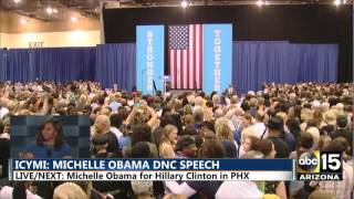FULL: Michelle Obama in Phoenix, AZ