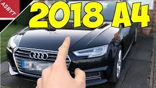 The ALL-NEW Audi A4 - 2018 FULL REVIEW!!!