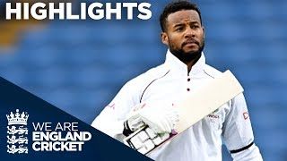 Hope Hits Hundred As Windies Secure Historic Win On Thrilling Final Day - England v WI 2nd Test 2017