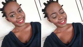 In-Depth Beginners Makeup Tutorial   OmogeMuRa