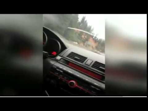 'Fake cop' tries to run two terrified...