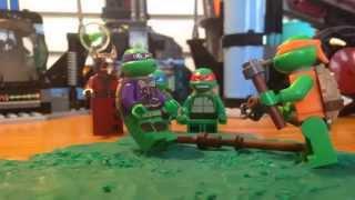 Lego Tenage Mutant Ninja Turtles  movie