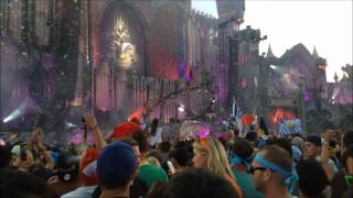 Martin Garrix live Forbidden Voices at Tomorrowland 2015 (Mainstage) [Full HD]