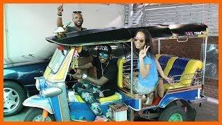 Waking Up in Bangkok - Vlog #18 - Inside Hart - Thailand