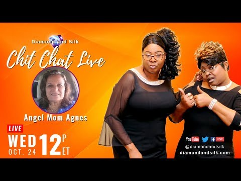 Xxx Mp4 Diamond And Silk Chit Chat Live Guest Angel Mom Agnes Gibboney 3gp Sex