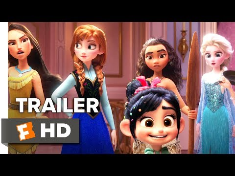 Xxx Mp4 Ralph Breaks The Internet Wreck It Ralph 2 Trailer 1 2018 Movieclips Trailers 3gp Sex
