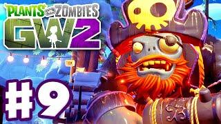 Plants vs. Zombies: Garden Warfare 2 - Gameplay Part 9 - Captain Smasher Boss Fight! (PC)