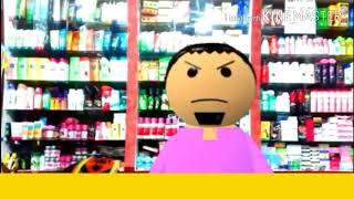 Funny Cosmetic Ki Dukan || Make joke of || Filmy World