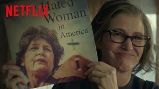 A Mulher Mais Odiada dos Estados Unidos – Trailer principal – Só na Netflix