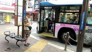 Pagsakay ng BUS sa Japan..Paano?