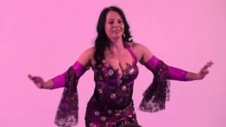 """Aziza - Raks Sharki - """"1001-Kissen""""- Fest"""
