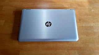 HP Envy x360 Touchscreen Laptop Unboxing!