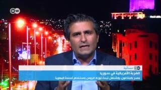 """عامر السبايا: """"الضربة العسكرية تحمل في طياتها رسائل محددة"""""""