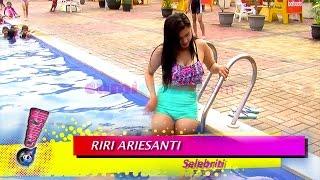 Intip Body Riri Ariesanti Saat Berenang - Cumicam 19 Maret 2015