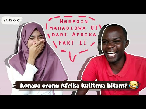 Xxx Mp4 Ngepoin Mahasiswa UI Dari Afrika PART II 3gp Sex