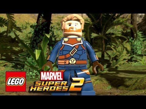 Xxx Mp4 LEGO Marvel Super Heroes 2 How To Make Captain America Avengers Infinity War 3gp Sex