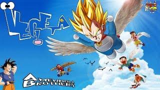 VEGETA VEGETA - Parodia sigla Doraemon
