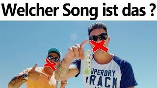 Erkennst du diese Lieder ohne den Gesang dazu?