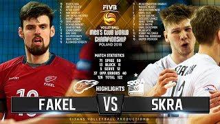 Fakel vs. SKRA | Highlights | FIVB Club World Championship 2018