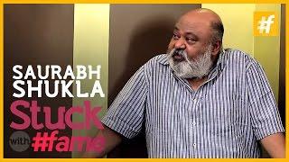 Kaun Kitney Paani Mein Star Saurabh Shukla | Stuck With #fame