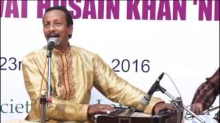 Ustad Sakhawat Hussain khan live.....