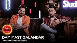 BTS, Umair Jaswal & Jabar Abbas, Dam Mast Qalandar, Coke Studio Season 10, Episode 6.