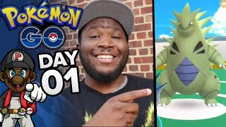 Pokemon GO Vlogs (Gen 2, Day 1) - Steelix Hunt!