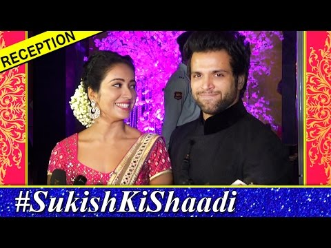 Rithvik Dhanjani Makes FUN Of Asha Negi | Suyyash & Kishwer RECEPTION PARTY | #SuKishKiShaadi