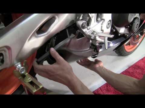 TaylorMade Exhaust Install Honda CBR 1000 RR Part Two