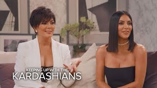KUWTK | Kardashians Spill on Kim & Kanye's Relationship | E!