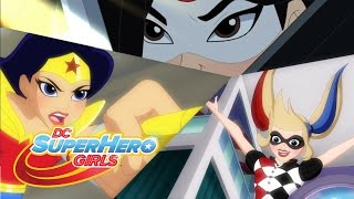 "DC Super Hero Girls & Fifth Harmony's ""That's My Girl"" Official Music Video 