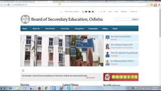 odisha 10th exam result 2016 will be declared today @moodisha.in